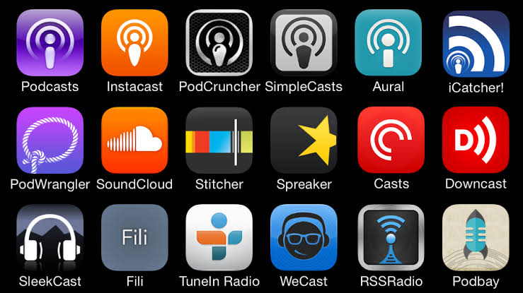 Listen to podcast on your Android Phone
