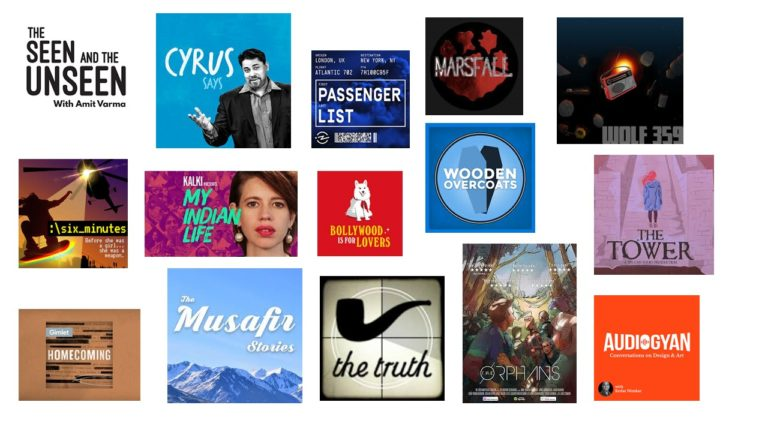 Best Fiction Podcasts: Top 15: Updated 2020